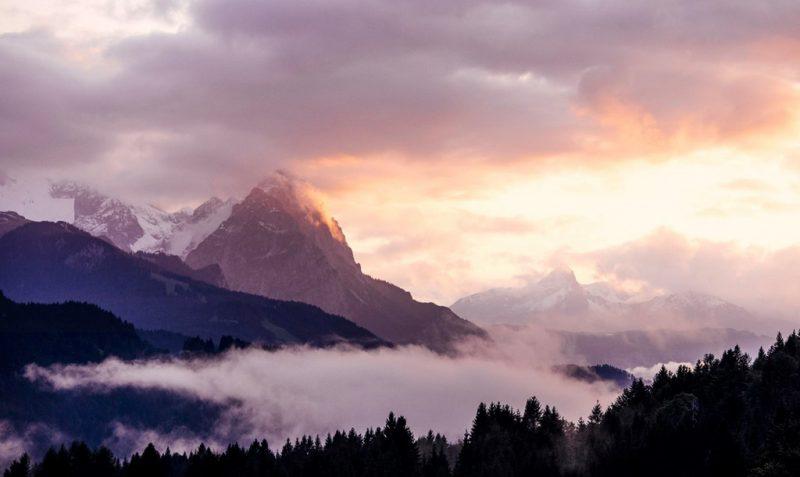 10 dãy núi đẹp nhất châu Âu,