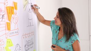 Curso de Visual Thinking para docentes