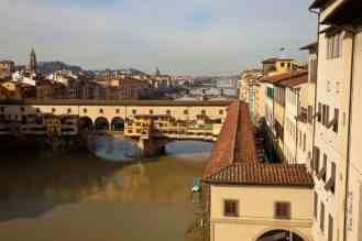 Ponte Vecchio de Florence - Italie