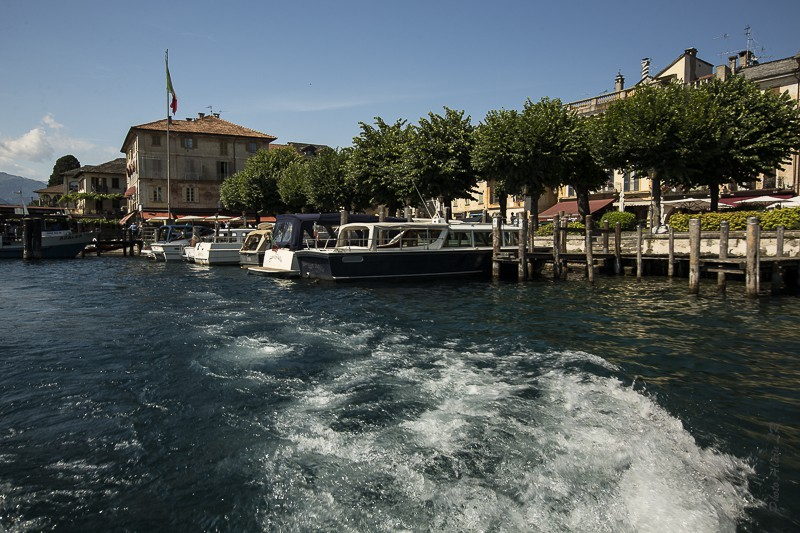 Embarcadère de la Piazza Mario Motta