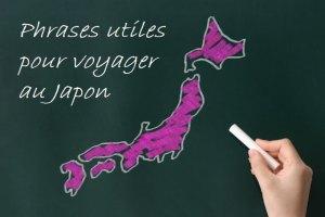 phrases en japonais pour voyager