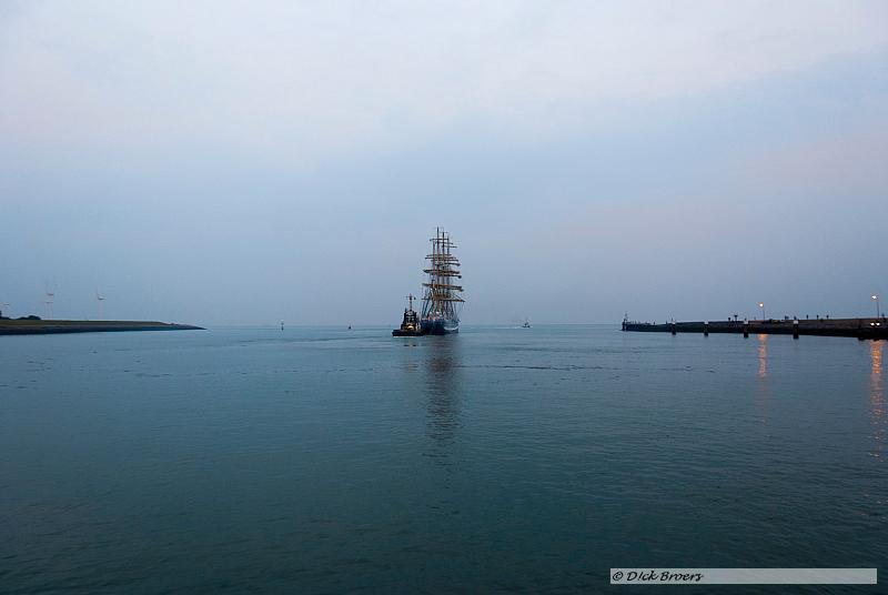 Adieu Sail de Ruyter 2013