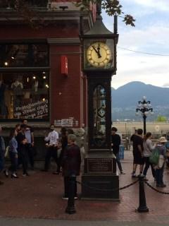 Gas Clock Vancouver
