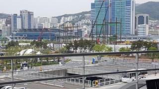 Busan Ferry Terminal to Busan Train Station
