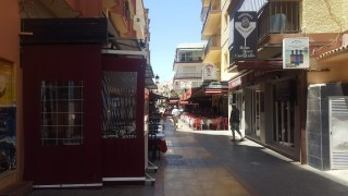 Bars Calle De La Cruz