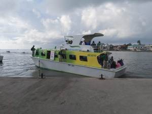 Belize Express Water Taxi
