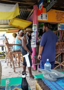 Ellas Cool Spot Hopkins Belize