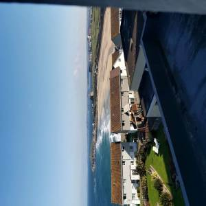 Pentire Hotel Room View