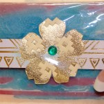 Water lily and Bluebell Soap