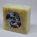 Tombstone Oatmeal Soap
