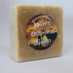 Cowboy Oatmeal Soap