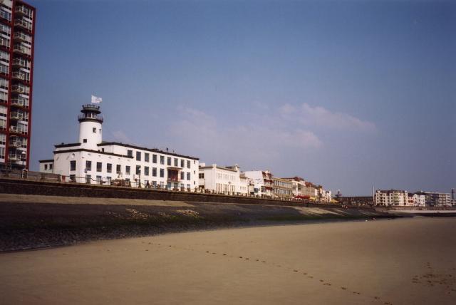 """Hogere Zeevaartschool """"de Ruyter"""" te Vlissingen"""