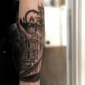 Sample Tat. Credit tattooers.net