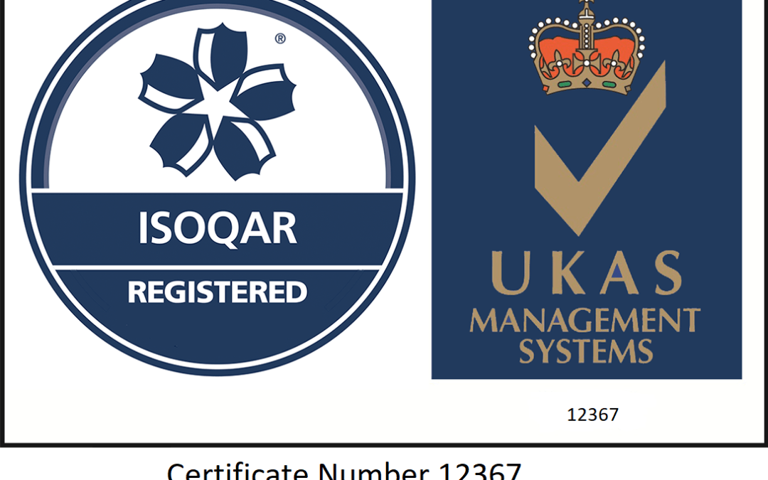 New ISO Certification