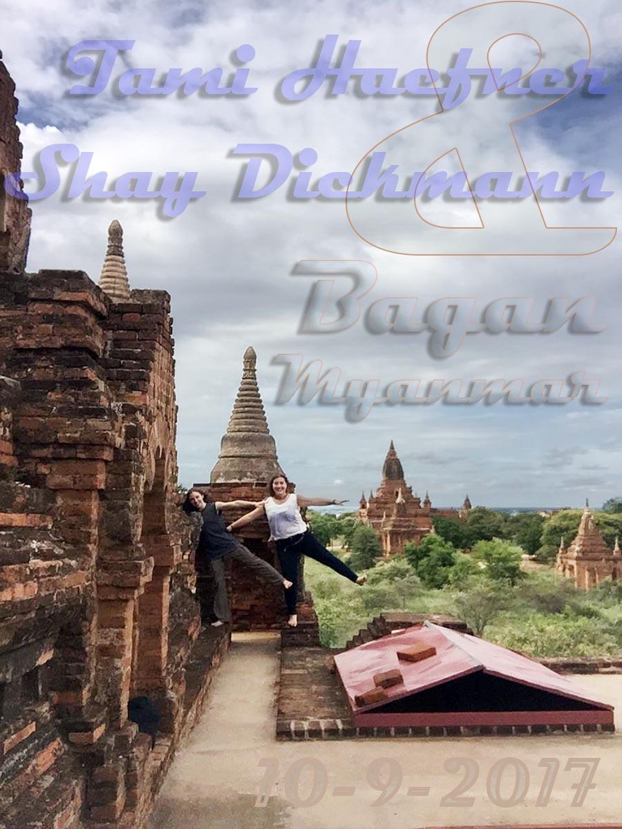 Aviron Tami Haefner & Shay Dickmann Myanmar