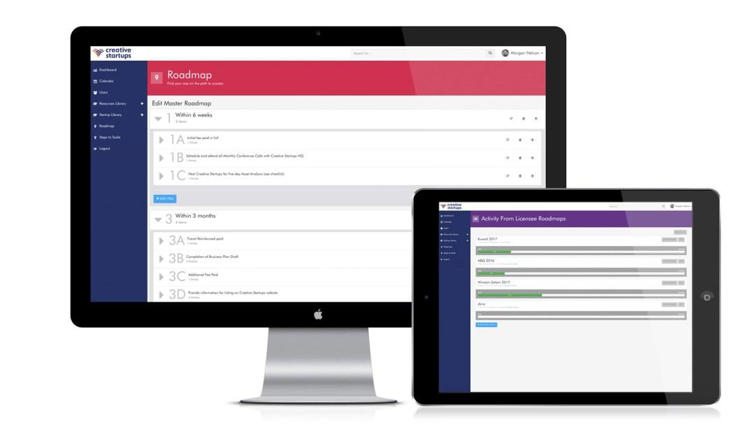 Creative Startups Resources Portal