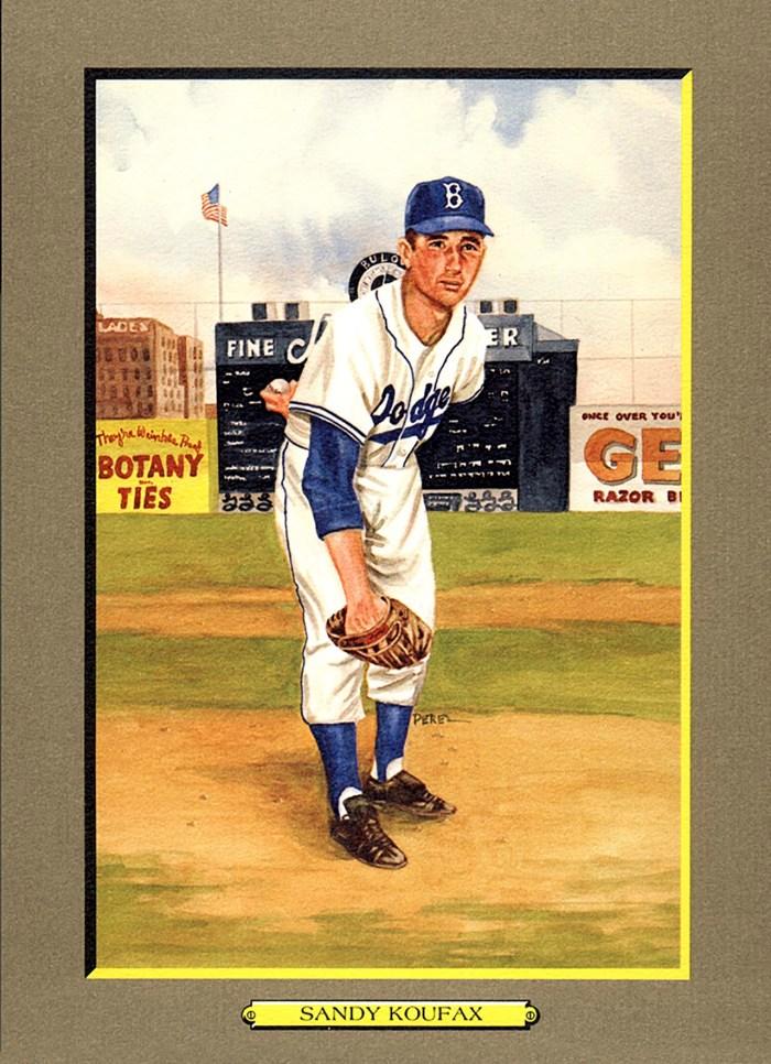 Card 16- Sandy Koufax
