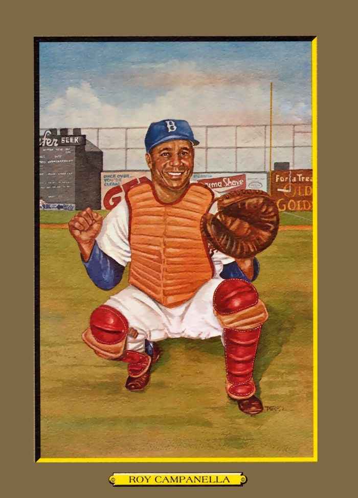 Card 7- Roy Campanella