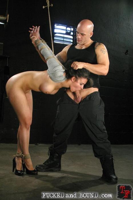 Bondage blow jobs