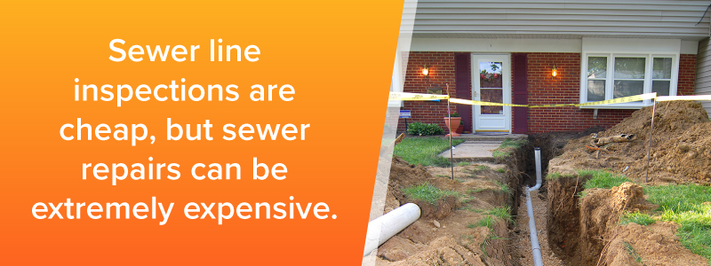 why a sewer inspection is critical