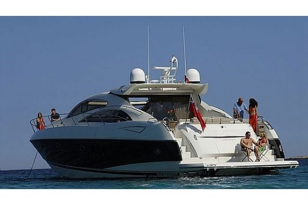 2009 72 SUNSEEKER PREDATOR 72 For Sale In Marina Del Rey