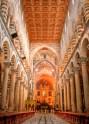 Pisa Cathedral Interior