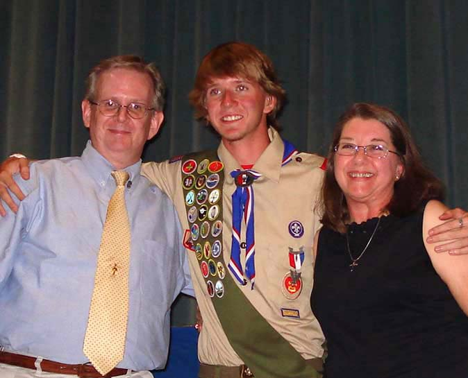 Gordon, Schafer and Janet Sue Gray