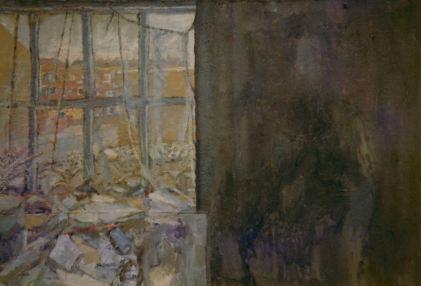 Interior (Bedford Street) 1988 (Liverpool University)