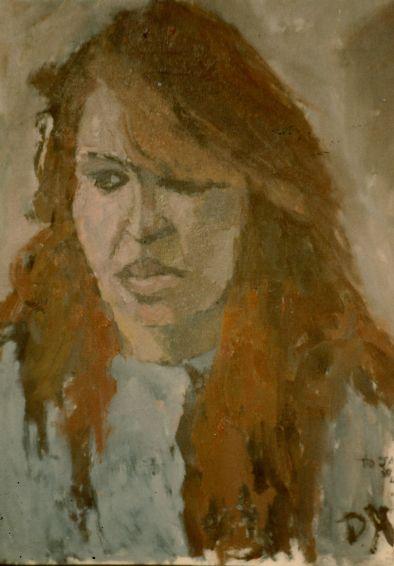 Portrait - woman