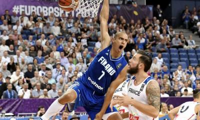 Euro Basket 1ere journee