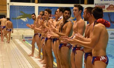 NCA - L'équipe masculine conserve son invincibilité à domicile