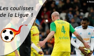 Ligue 1 - Polemique Marseille Nantes
