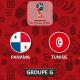 Coupe du monde 2018 - Presentation Groupe G