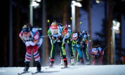 Saison 2018-2019 de Biathlon