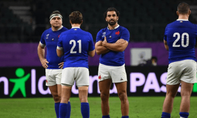 Classement World Rugby - la France grappille, l'Irlande chute