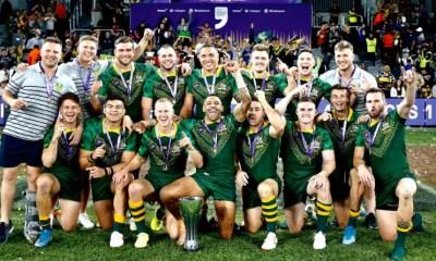 Coupe du monde à 9 - L'Australie sacrée chez les hommes, la Nouvelle Zélande titrée chez les femmes