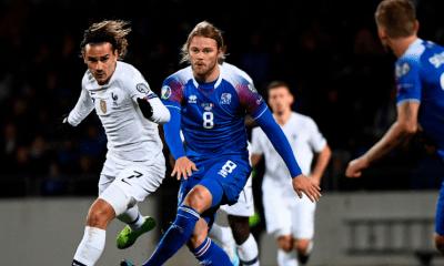 Islande - France (0-1) - Les notes des Bleus