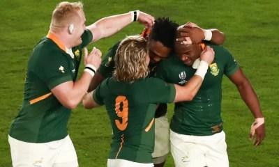 Classement World Rugby - l'Afrique du Sud rafle la première place