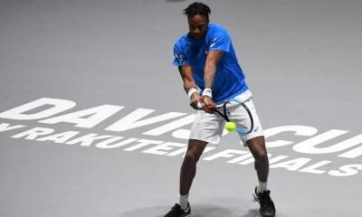 Coupe Davis - Gaël Monfils battu par Yoshihito Nishioka, Herbert et Mahut en mission