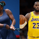 Serena Williams et LeBron James élus sportive et sportif de la décennie (2010-2019)