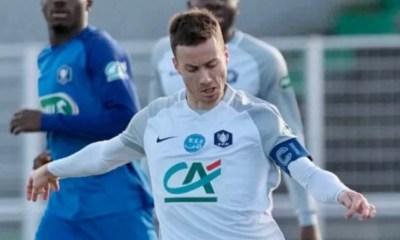 Coupe de France - Tony Théault (US Granville) Un sentiment incroyable d'affronter l'OM