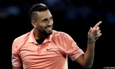 Tennis - Open d'Australie : notre pronostic pour Nick Kyrgios - Gilles Simon