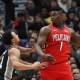 [Vidéo] Zion Williamson réussit ses débuts en NBA