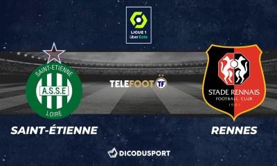 Football - Ligue 1 : notre pronostic pour Saint-Étienne - Rennes