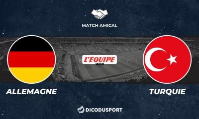 Football - Match amical - notre pronostic pour Allemagne - Turquie
