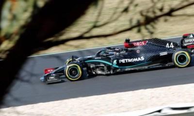 Grand Prix du Portugal - Lewis Hamilton décroche une 92ème victoire en F1