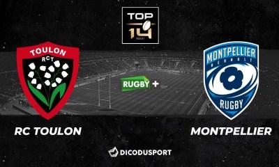 Top 14 : Notre pronostic pour Toulon - Montpellier