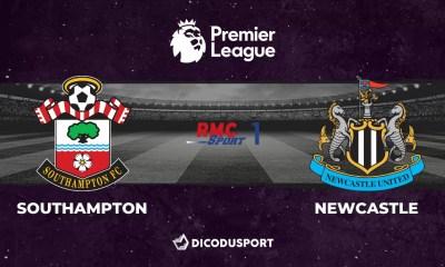Football - Premier League - notre pronostic pour Southampton - Newcastle
