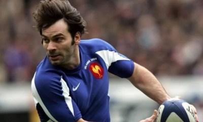 Le XV de France va rendre hommage à Christophe Dominici face à l'Italie