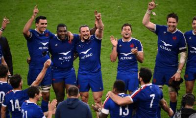 [Vidéo] XV de France - Les réactions des Bleus après la victoire face à l'Irlande